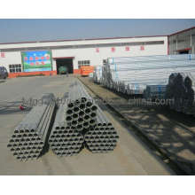 Thin Wall Galvanized Steel Pipe