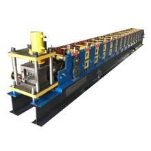 Hydraulic Automatically C Purlin Roll membentuk mesin