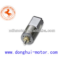 Motor da engrenagem de 16mm para a máquina de venda automática GM16-030 do preservativo
