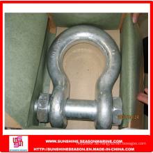 Qualitativ hochwertige Rigging Hardware Schäkel (Schraube Pin Anker Schäkel G-209)