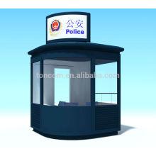 Quioscos de seguridad al aire libre TGT-2