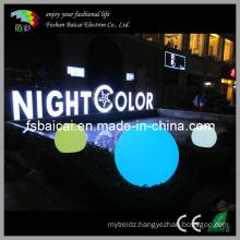 LED Pool Glow Flash Ball Light