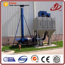 Dust bag filter soldering fume extractor