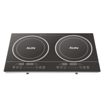 Double Burners Induction Cooker for Family Kitchen (SM-DIC02)