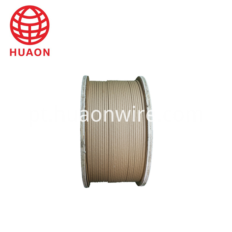 Covered Insulated Copper Wire Paper