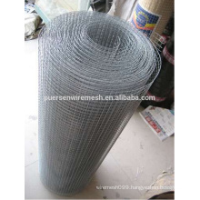 galvanized welded wire mesh, low carbon welded wire mesh