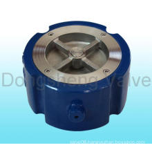 Cast Iron Wafer Type of Silent Check Valve