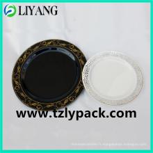 Zhejiang, feuille chaude d'estampillage pour le plat en plastique, feuille d'or