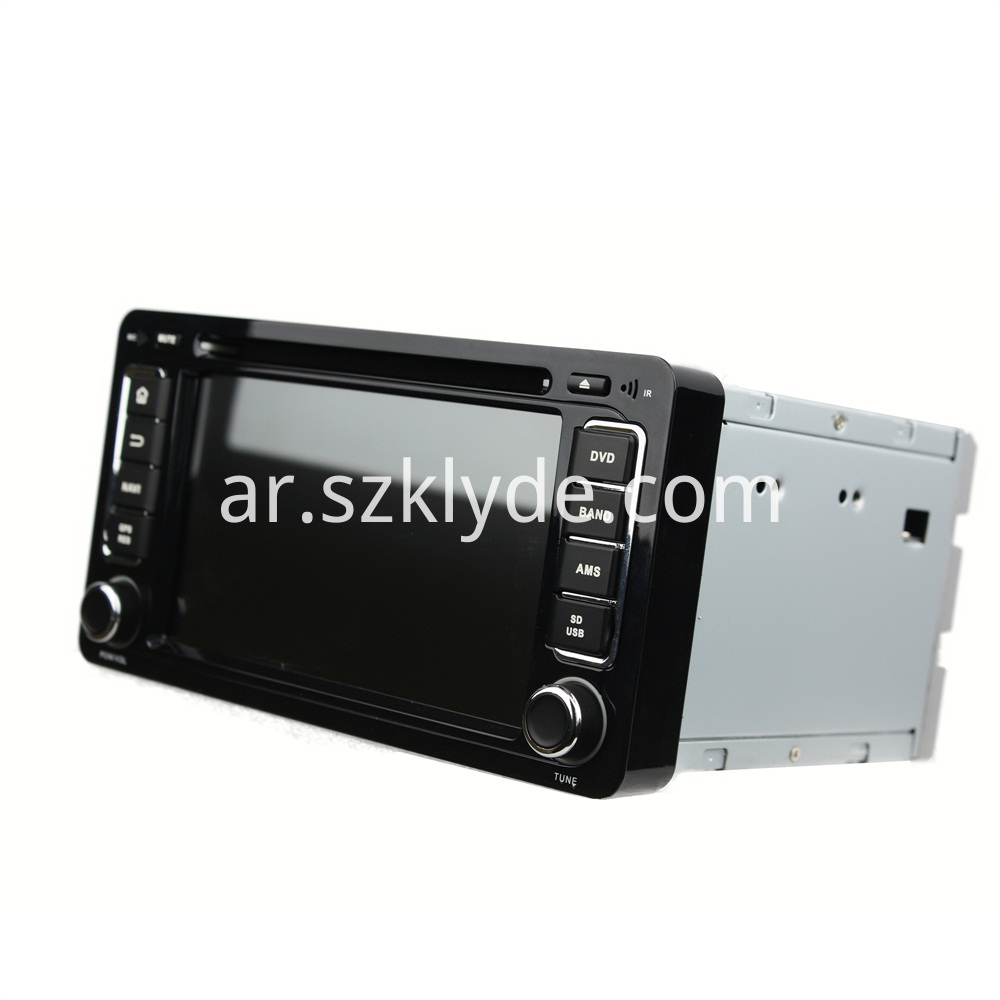 car video player for Outlander 2014