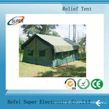 Springbar Tents with Disaster Relief Tents