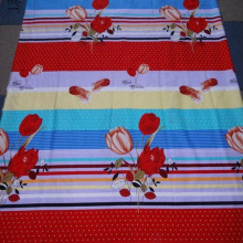 Cotton HomeTextile Printed fabrics used For Beddings