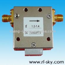 1-2 GHz SMA/N Connector Type Broadband Isolators 100W