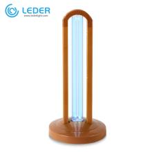 Table LEDER Stérilisation à la lumière ultraviolette