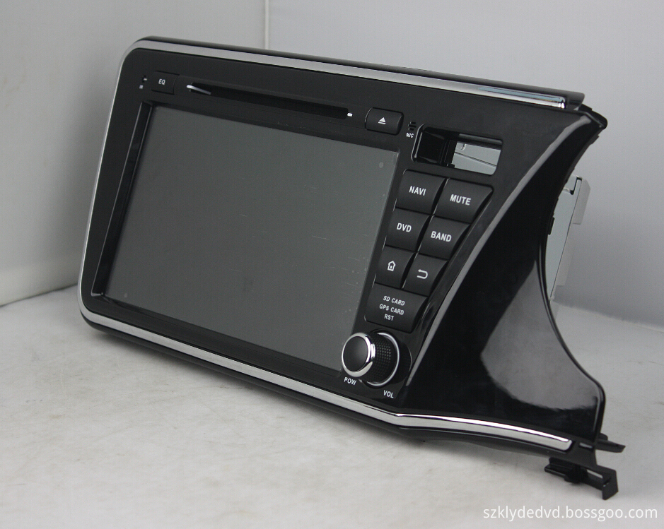 Android 7.1.1 Car DVD For Honda City