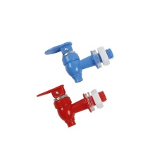Household water dispenser accessories tricolor dispenser tap