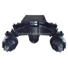 Chinese bogie suspension with copper bush or composite bush