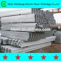 Высокое качество оцинкованной стали полюс/крест руку/сталь сталь угол/канал для воздушной линии оборудования