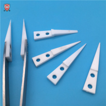 sharp medical zirconia ceramic tweezers forceps
