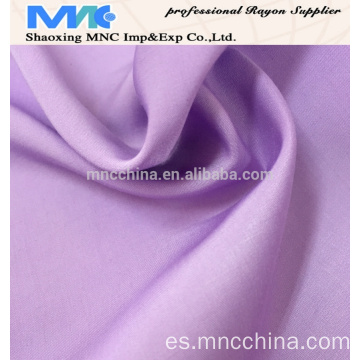 MM16069JD Poly rayon Mix tejido sólido