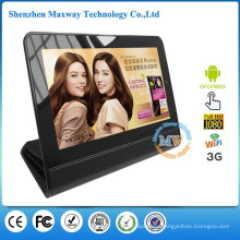 800X480 resolution7 inch touch digital photo frame with android WiFi