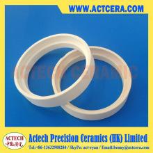 Precision 99% Alumina Ceramic Sealing Ring Machining