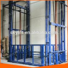 door guide rails lift elevator
