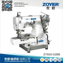 Zoyer Pegasus Cylinder Flat Bed Interlock Sewing Machine (ZY600-02BB)