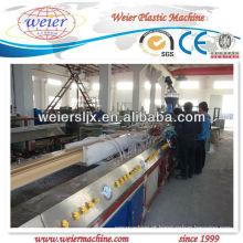 máquina de perfil de plástico de madeira competitiva