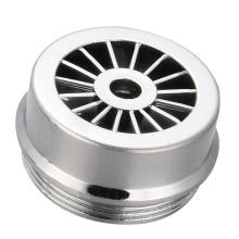 Aérateur de robinet en plastique ABS avec fini chrome (JY-5097)