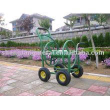 garden water hose reel cart