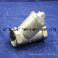 Investment Stainless Steel Casting Pump (lost wax casting)