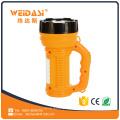 лучшая цена пластика ABS светодиодные ручной зарядка фонарик китайских производителей