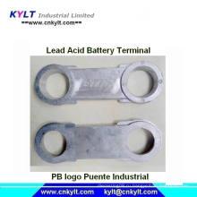 PLC Литье под давлением для свинцово-кислотных аккумуляторов Puente Industrial Pb Logo