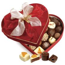 Caixa de presente de papel impresso para embalagem de Chocolate