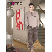Miorre Men's Sleepwear Cotton Pajamas Set