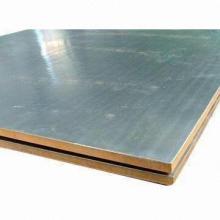 Soldadura Titanium da explosão / placas ligadas do metal / Cladding do revestimento / folhas, placa de aço folheada Titanium da explosão