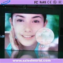 Светодиодный дисплей Цена панели P6 крытый полный Цвет исправил