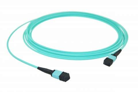 MPO-MPO OM3 trunk cable