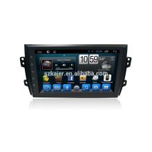 Factory Android 6.0 / 7.1 2 Din pantalla táctil Suzuki SX4 / S-cross reproductor de DVD del coche Sistema de navegación GPS con MP3 BT Radio Música