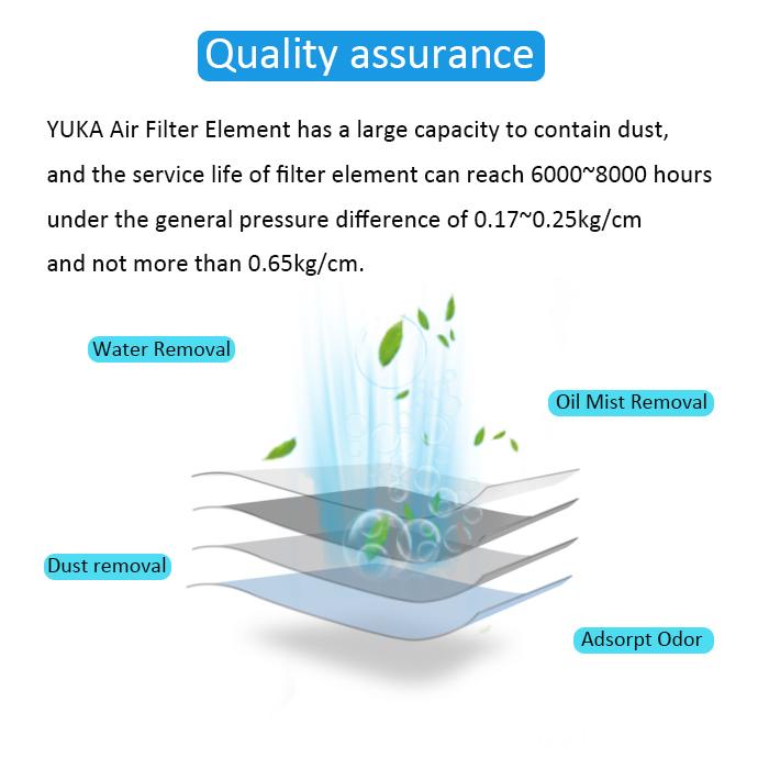 00.Air filter Element