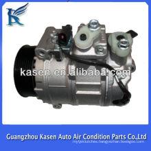 7SEU17C automotive air conditioning compressor for Mercedes Benz W220