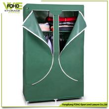 Armario plegable plegable barato del almacenamiento del paño del guardarropa de encargo