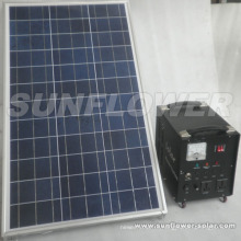 Солнечная энергетическая система для дома
