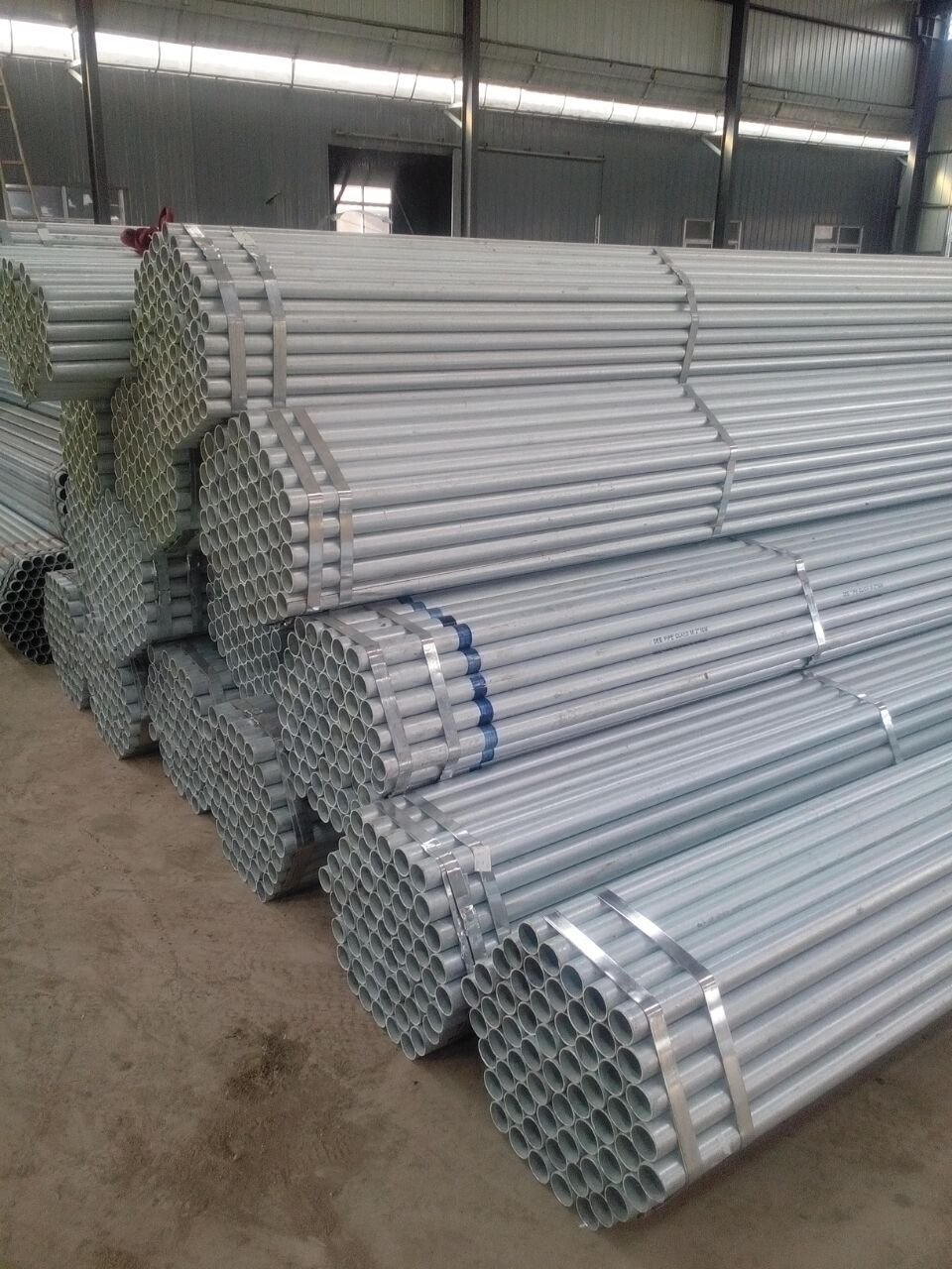 GALVANIZED PIPE A53 GRB