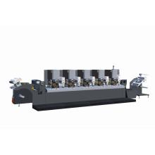 Máquina de impressão da etiqueta giratória (WJLZ280/350)