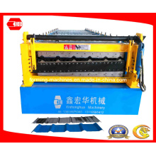 Double Layer Colorband Roof Panel Machine