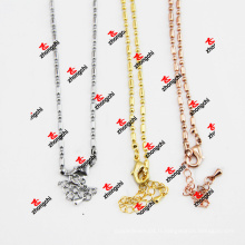 Vente en gros Mode Metal Copper Serpent Chain Necklace Jewelry (CSC50829)