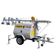 Kubota Engine Generator Mobile Light Tower