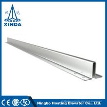 Piezas de la máquina elevadora de acero caliente de elevación Guía del tren de elevación de 9 mm