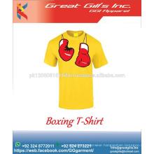 Factory Price Wholesale Fashion 3D print 100% cotton mens t shirts